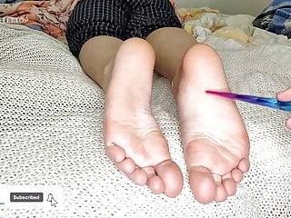 #stayhome With An Increment Of Jerk Retire From Overhead My Feet